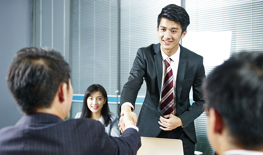 Forward Search Consulting Management Trainee Program